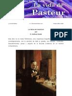 La Vida de Pasteur - Renato Vallery Radot