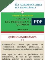 UNIDAD 1 LA ESTRUCTURA ELECTRÓNICA DE LOS ÁTOMOS
