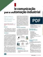 Redes de Comunicacao Para Automacao Industrial