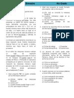 4to Grado - Bloque 1 (2013-2014)