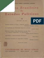 1961 Tensões sociais no campo e reforma agrária 1961
