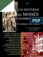Los Misterios de Moisés el Hombre de Dios