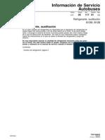 26-117 Refrigerante, sustitución