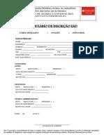 140_FORMULÁRIO DE INSCRIÇÃO SANTANDER-EAD
