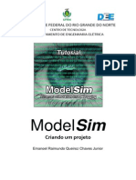 Tutorial Modelsim - Emanoel r. q. Chaves Junior
