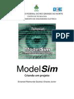 Tutorial Modelsim - Emanoel r. q. Chaves Junior