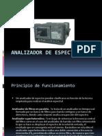 Daniel Fernandez - Analizador de Espectro (Presentacion)