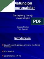 Copia de Displasia Femoropatelar