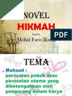 27429738 Novel Hikmah