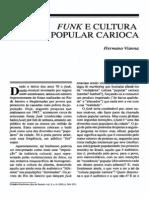 Funk e Cultura Popular Carioca (Hermano Vianna)