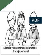 Silencio y concentración