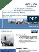 Panel 3 AVEVA Warship 2010 Robert Adams (2)