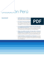 Situacion Peru BBVA