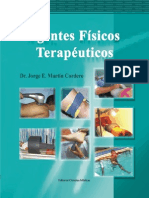Agentes Fisicos Terapeuticos- Jorge Enrique Martín Cordero