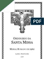 Missal Tridentino