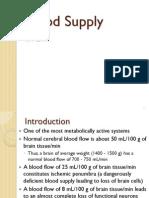 Lec 14 Blood Supply