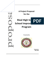 Rizal High School_SGC Project Proposal v2