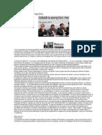 Combatir la corrupción en México - 2013