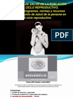 ORGANIZACIÓN DEL SISTEMA DE SALUD  marzo 2013