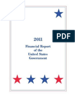 2011 Financial Report of the United States Government