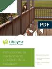 LifeCycle Installation Manual ES