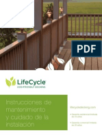 LifeCycle Installation Manual ES