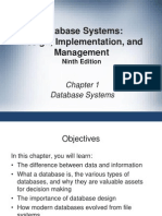 CIS 241 Chapter 1-Database Systems (1)