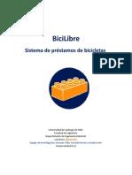 Proyecto Bici Libre