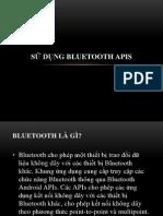 Bluetooth Apis