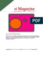 Planet Magazine No. 1
