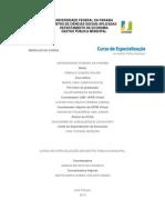Apostila Planejamento Estratégico Governamental