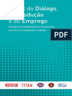 Folder Brasil Do Dialogo