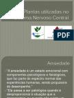Plantas Utilizadas No SNC