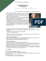 Guía revolucion Francesa