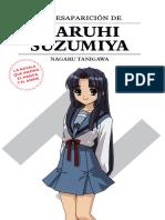 Nagaru Tanigawa - Volumen 4 La desaparición de Suzumiya Haruhi