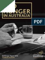 End Hunger in Australia