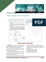 Alfa - Módulo 3 MODELOS ATOMICOS RUTHERFORD