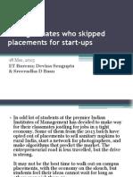 5 IIM Graduates who quit job to become entrepreneurs