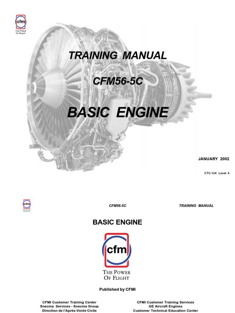 cfm 56 5c basic engine bearing mechanical mechanical fan rh scribd com cfm56 training manual pdf cfm56-5b training manual