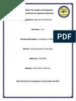 Investigacion Unidad II