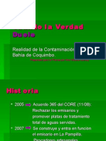 INFORME CONTAMINACIÓN BAHÍA