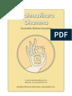 Brahmavihara Dhamma