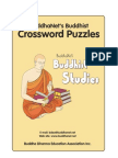 BuddhaNet's Buddhist Crossword Puzzles