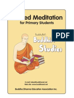 Guided Meditation for Primary Students