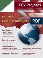 FGV Projetos nº 14 - Política Cambial Brasileira