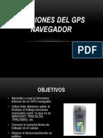 Funciones Del Gps Navegador