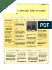 V1 N2 Nye-Gateway to Nevada's Rurals Newsletter July 18, 2009