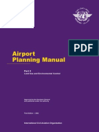 Airport Planning Manual Icao Part 1 Aerodrome Design Manual Runways Runway Takeoff