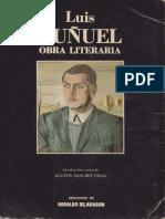 Buñuel, Luis - Obra literaria - 1922 1947