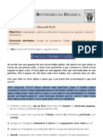 Ficha de Trabalho ITICword_n-2